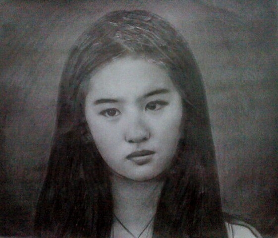 Crystal Liu by yongyong